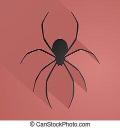 fear spider illustration