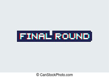 final round visual art - Creative design of final round ...