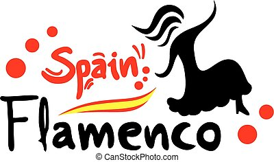 Flamenco dance spain