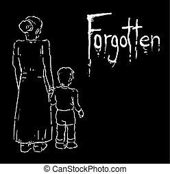 forgotten art draw