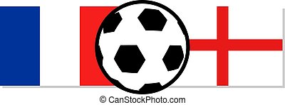 france and England football
