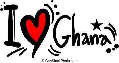 Ghana symbol - Creative design of Ghana symbol