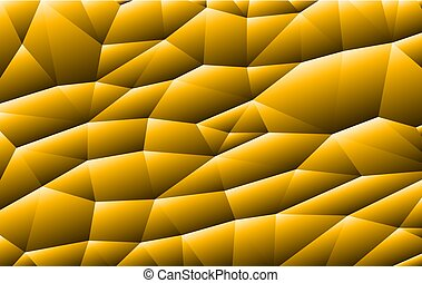 golden pieces background