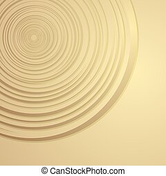 golden spiral background