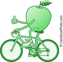 green apple sport