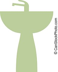 green sing icon