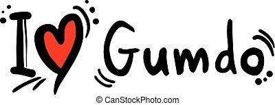 Gumdo love