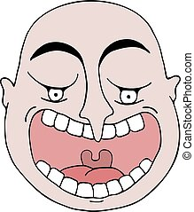 happy face draw