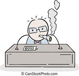 hard boss draw - Creative design of hard boss draw