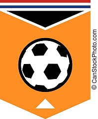 holland soccer club emblem - Creative design of holland...
