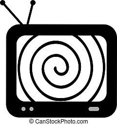 hypnosis television