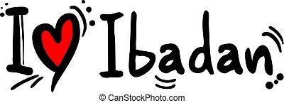 Ibadan, city of Nigeria - Creative design of Ibadan, city of...