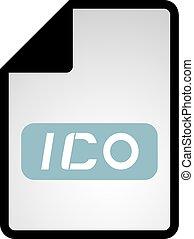 ico symbol - Creative design of ico symbol