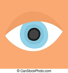 imaginative eye - Creative design of imaginative eye