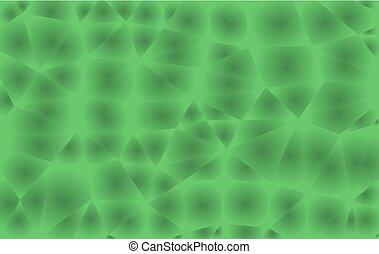 imaginative green background - Creative design of...