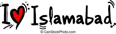 Islamabad, city of Pakistan - Creative design of Islamabad,...