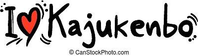 Kajukenbo love