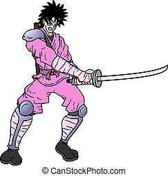 kimono ninja