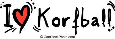 Korfball love