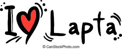 Lapta love