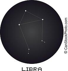 Libra icon - Creative design of Libra icon