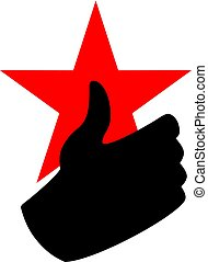 like star symbol