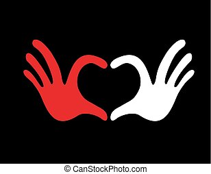 love peace symbol