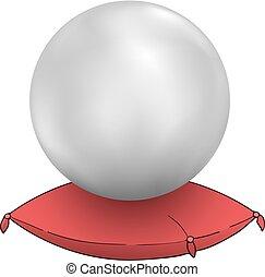 magic crystal ball draw
