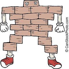 Man wall