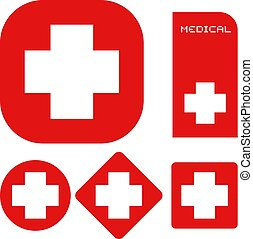 Medical symbols