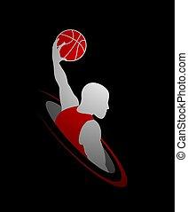 Nice basket icon