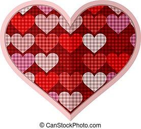 nice heart illustration