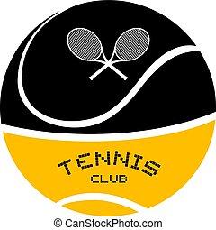 nice tennis club emblem