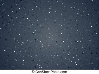 night sky design