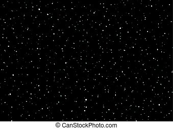 creative design of night sky