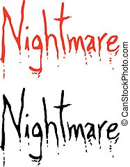 nightmare symbol