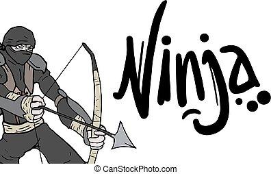 Ninja banner