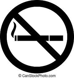 no smoke zone - Creative design of no smoke zone