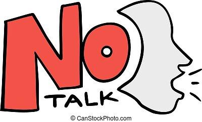no talk illustrations and stock art 2 145 no talk illustration and rh canstockphoto com free clipart no talking