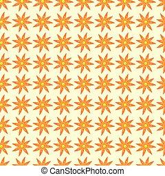 Orange Flowers Clipart Vector Graphics 30235 Orange Flowers EPS