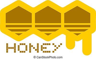 Original honey icon