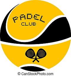 padel club symbol