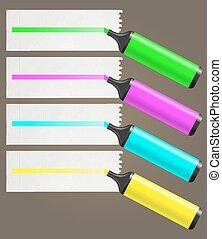 PAint four pencils - Creative design of PAint four pencils
