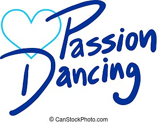 passion dacing symbol