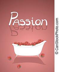 passion illustration