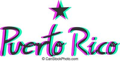 puerto rico visual effect