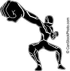 punch future man