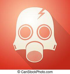 radiation mask icon