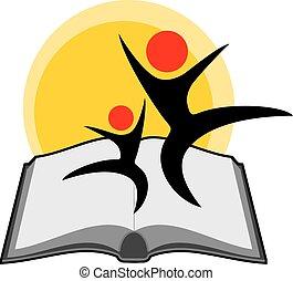 read symbol - Creative design of read symbol
