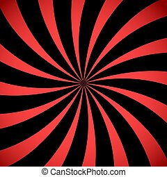 red and black spiral background